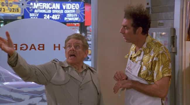 Airing of Grievances is listed (or ranked) 2 on the list The Best Frank Costanza Quotes From 'Seinfeld'