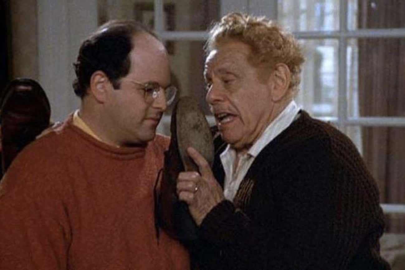 The Hen, The Chicken, And The  is listed (or ranked) 4 on the list The Best Frank Costanza Quotes From 'Seinfeld'