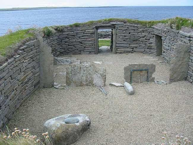 Knap Of Howar, Scotland ... is listed (or ranked) 2 on the list The Oldest Houses In The World That Are Somehow Still Standing
