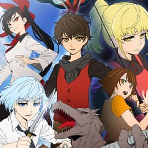 Tower of God is listed (or ranked) 8 on the list The Most Popular Anime Right Now