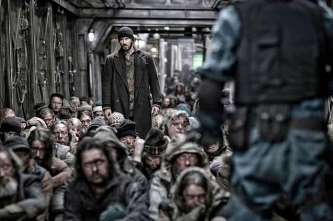 In A Post-Apocalyptic Wo... is listed (or ranked) 1 on the list Post-Apocalyptic Classic 'Snowpiercer' May Be The Most Underrated Sci-Fi Movie Of The Century