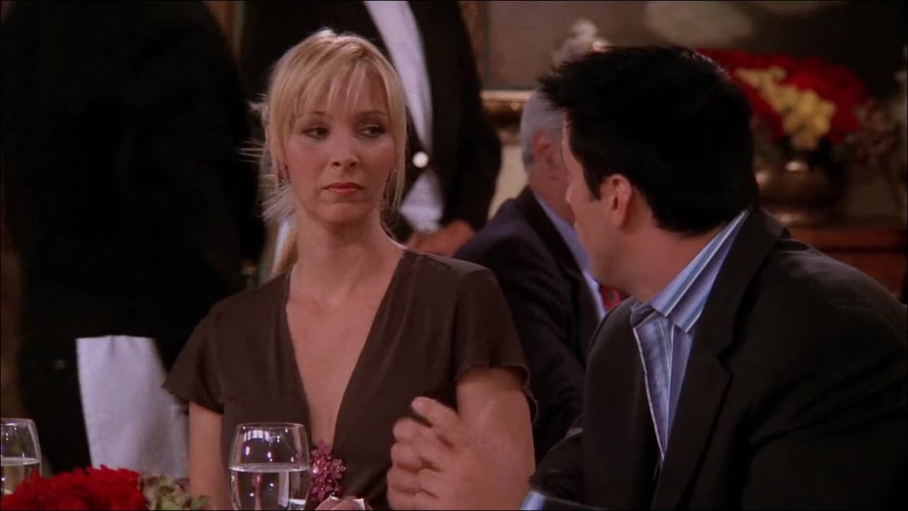 Random Character On 'Friends' Is a Really Bad Friend