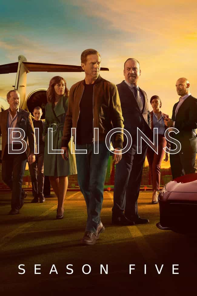 Billions - Season 5 is listed (or ranked) 4 on the list The Best Seasons of 'Billions'