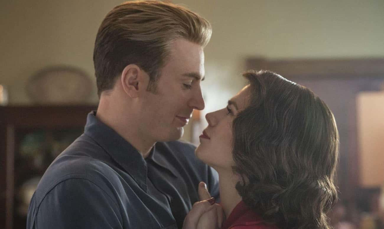 'Avengers: Endgame' - Steve And Peggy Join Each Other For A Dance