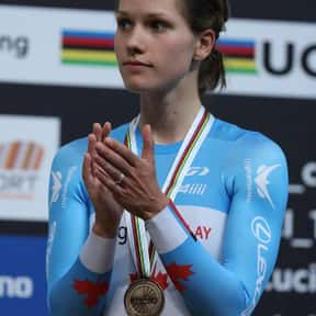 Jasmin Duehring is listed (or ranked) 8 on the list The Best Olympic Athletes in Track Cycling