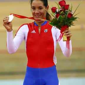 Yoanka González is listed (or ranked) 7 on the list The Best Olympic Athletes in Track Cycling