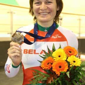 Tatsiana Sharakova is listed (or ranked) 21 on the list The Best Olympic Athletes in Track Cycling
