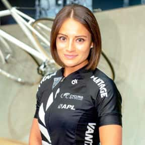 Natasha Hansen is listed (or ranked) 22 on the list The Best Olympic Athletes in Track Cycling