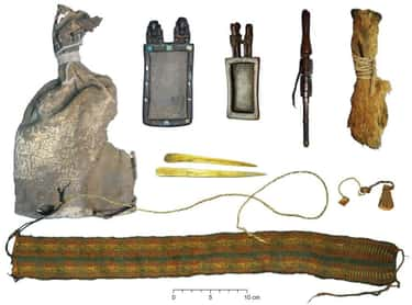A 1,000-Year-Old Medicine Pouch Offers The Earliest Recipe For The Hallucinogenic Tea Ayahuasca