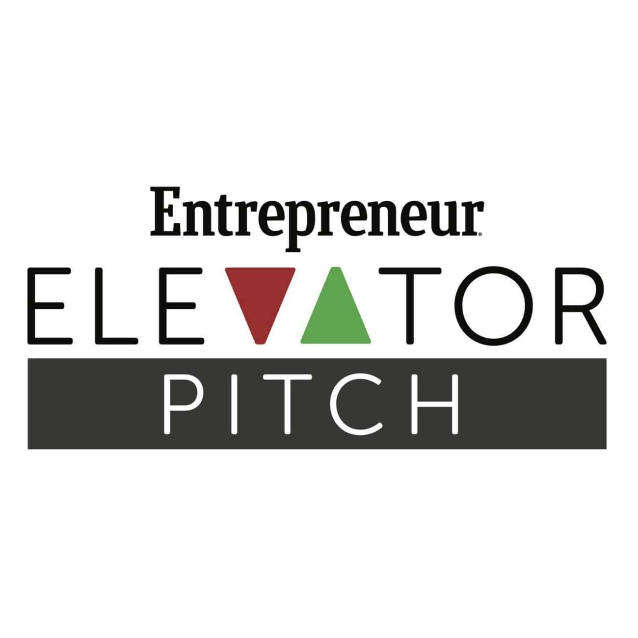 Entrepreneur Elevator Pitch