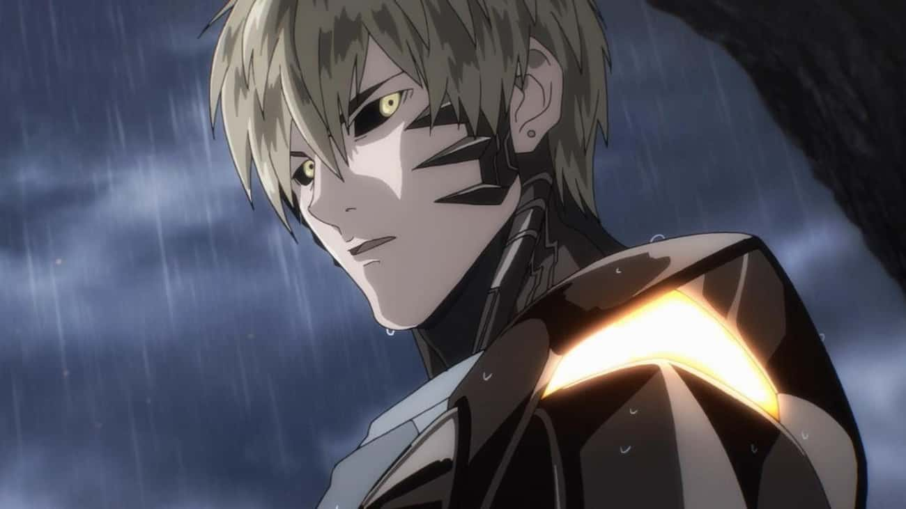 Genos' Tears Are Made Of Oil