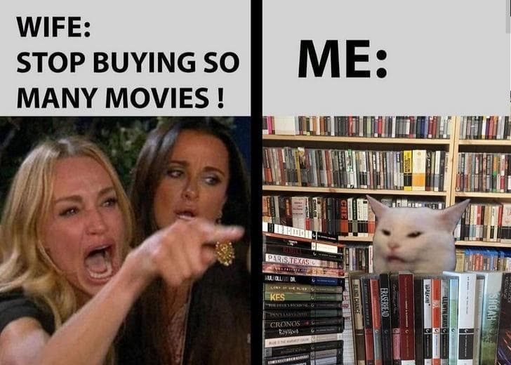Random Classic Movie Memes For Anyone Addicted To Criterion Channel