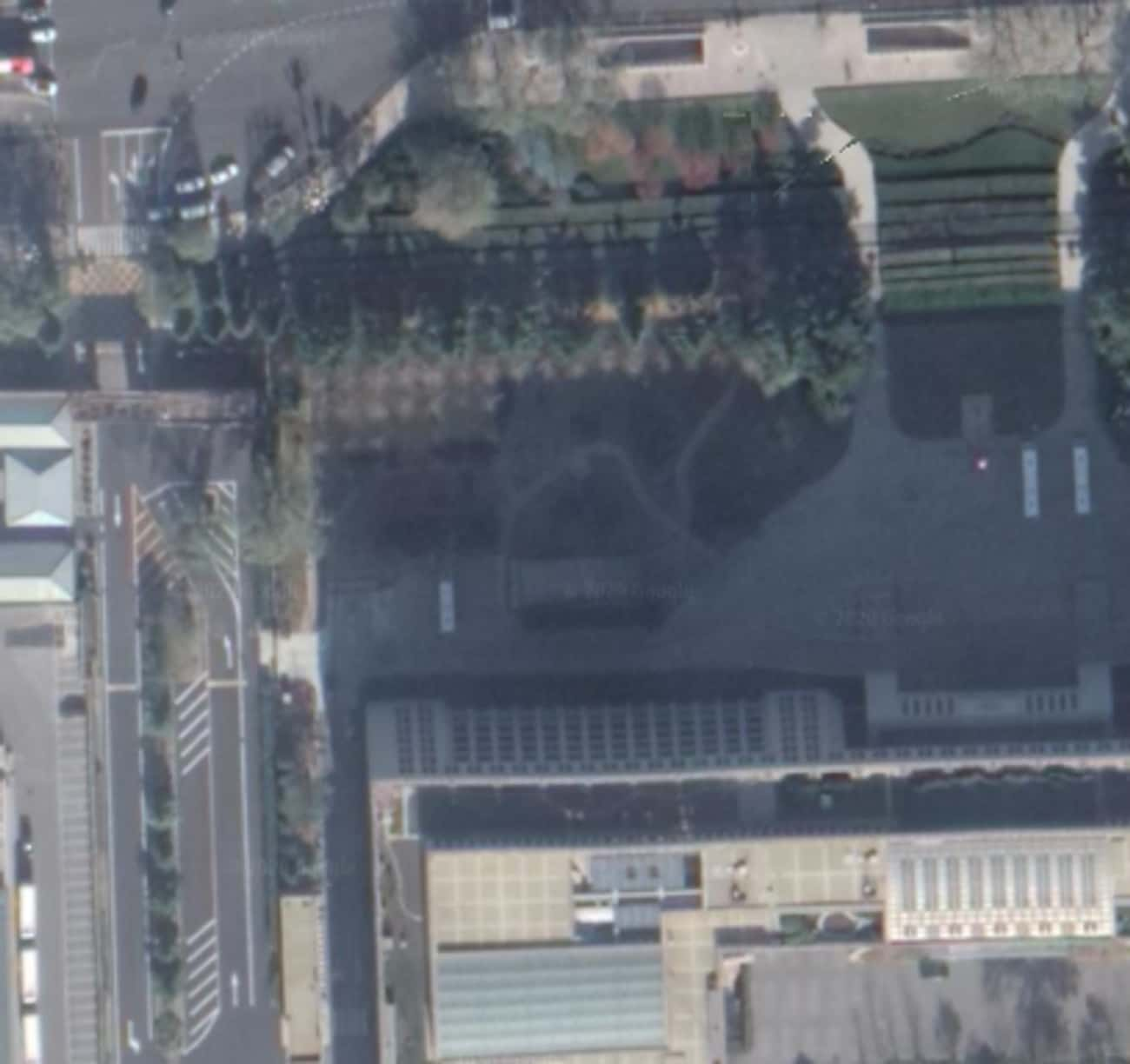 Tiananmen Square is listed (or ranked) 4 on the list Google Earth Satellite Pics Of Exact Spots Where Historical Events Happened