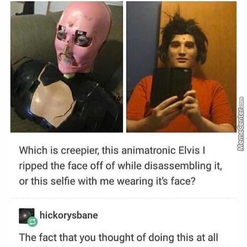 Random Creepy Memes For People With A Weird Sense of Humor