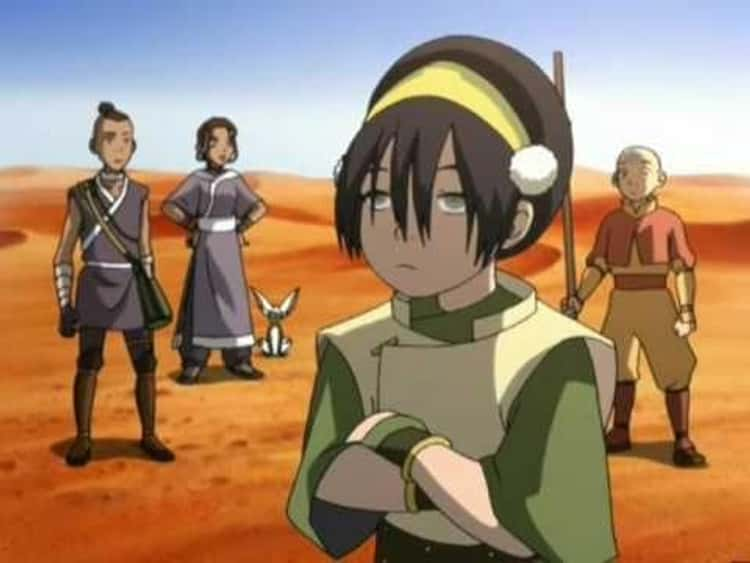 Greatest Earthbender In The World