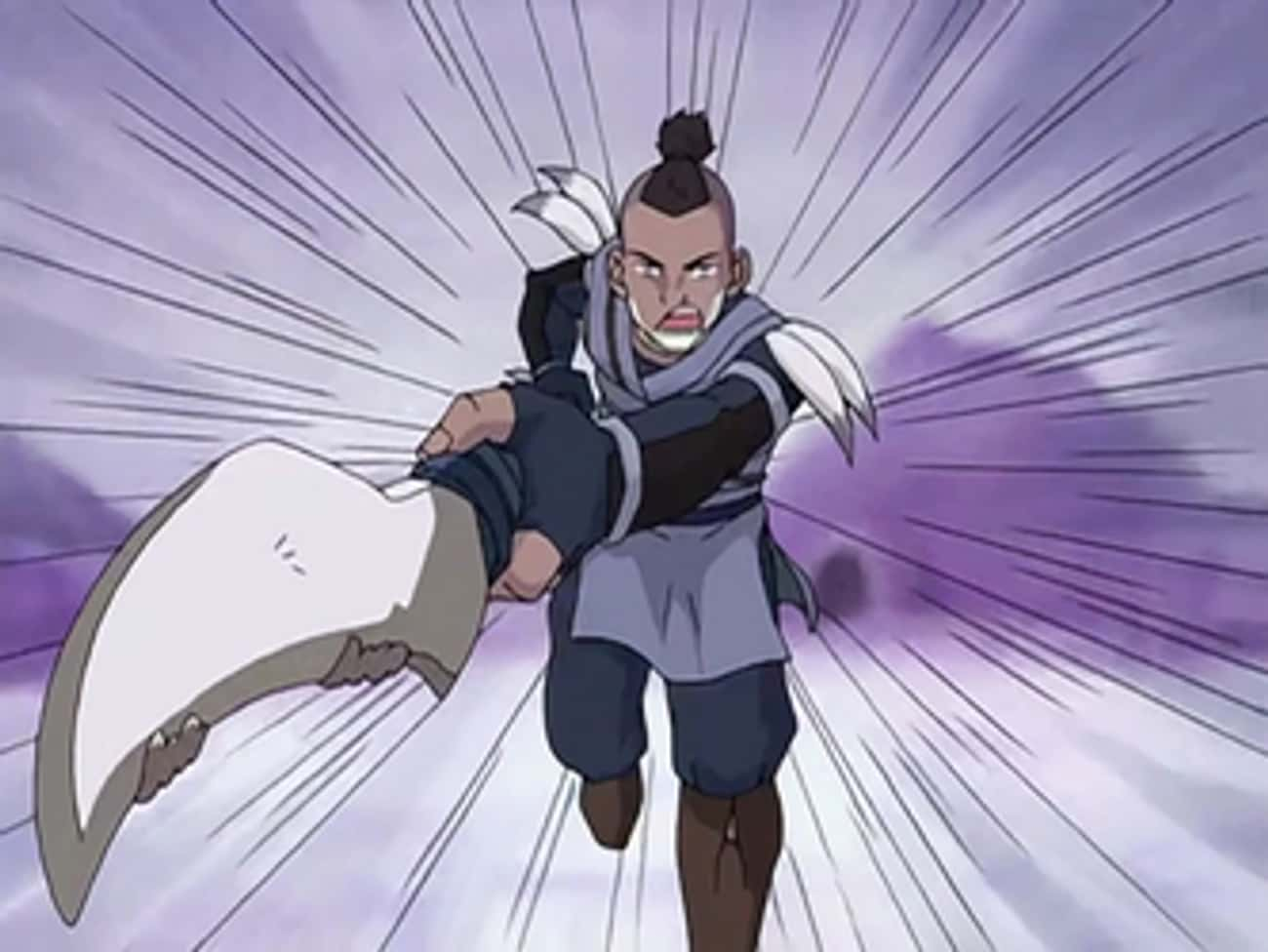You Do Always Come Back is listed (or ranked) 4 on the list The Best Sokka Quotes From 'Avatar: The Last Airbender'