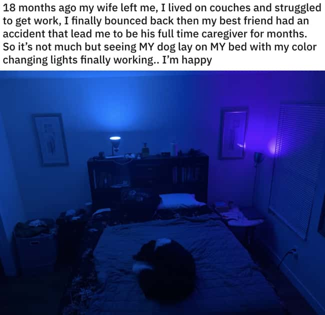 Shoutout To This Redditor's Ha is listed (or ranked) 25 on the list 28 Heartwarming Photos We Found This Week That Made Us Smile