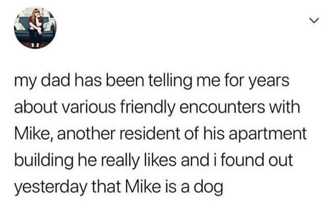The Neighbor Mike Is A Good Bo is listed (or ranked) 21 on the list 28 Heartwarming Photos We Found This Week That Made Us Smile