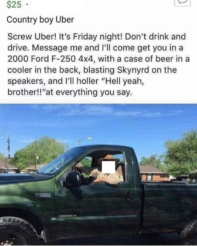 Image of Random Hilariously Weird Memes That Only People From Texas Will Understand