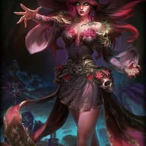 Persephone is listed (or ranked) 1 on the list The Best Gods In 'Smite', Ranked