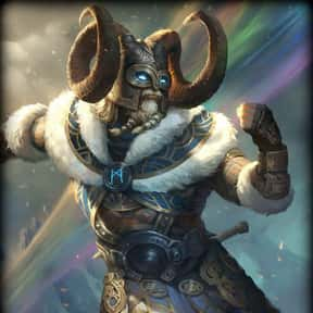 Heimdallr is listed (or ranked) 2 on the list The Best Gods In 'Smite', Ranked