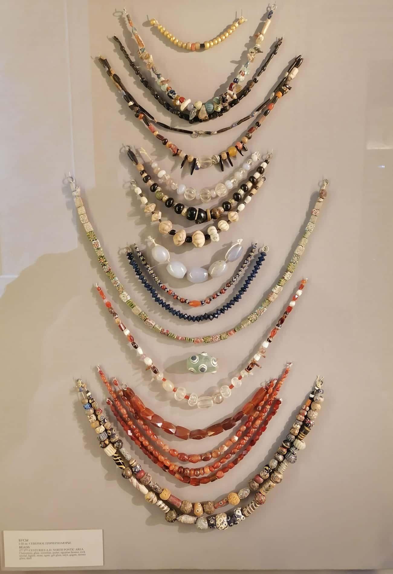 Pompeiian Jewelry