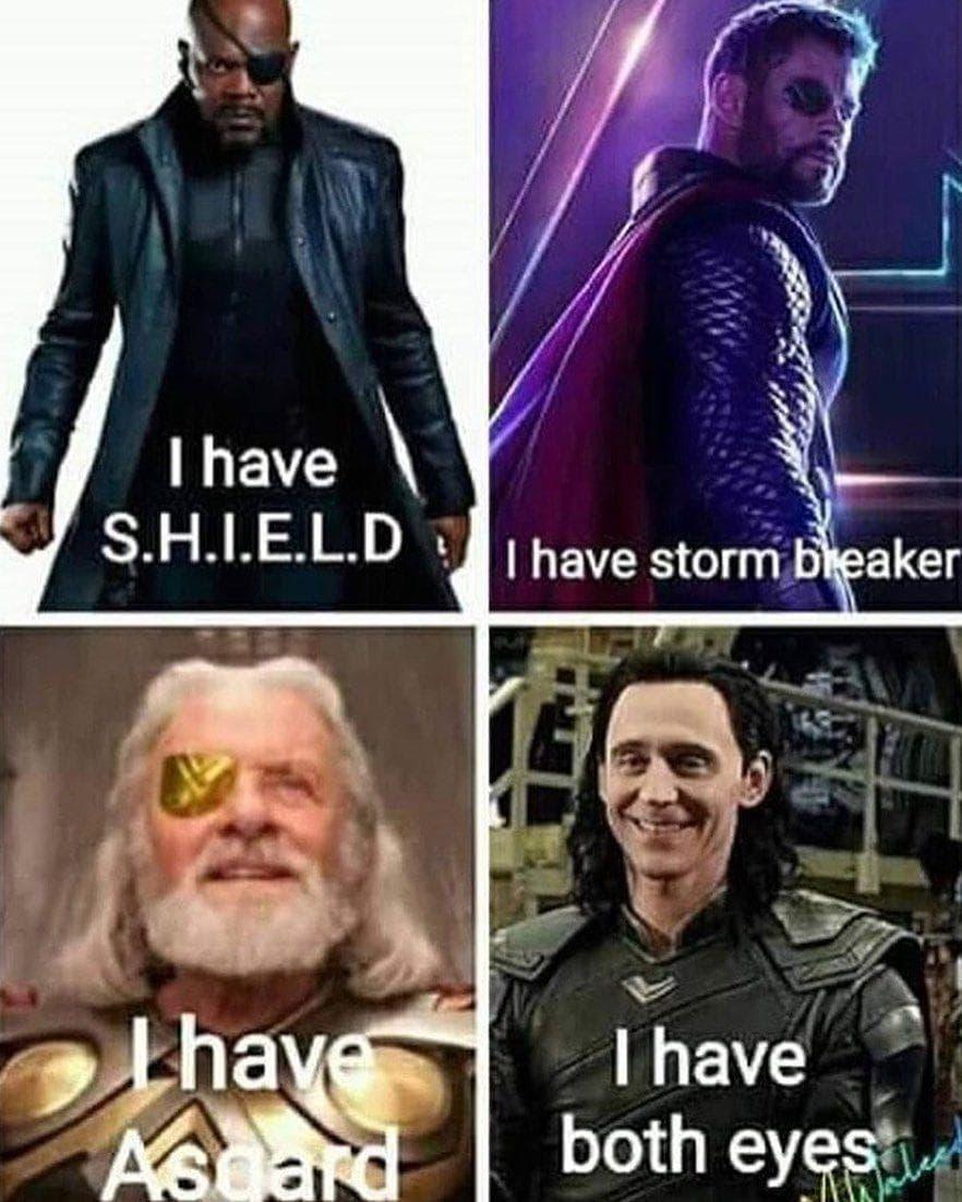 "Random Marvel Villain Memes That Made Us Say ""Oh, Snap"""