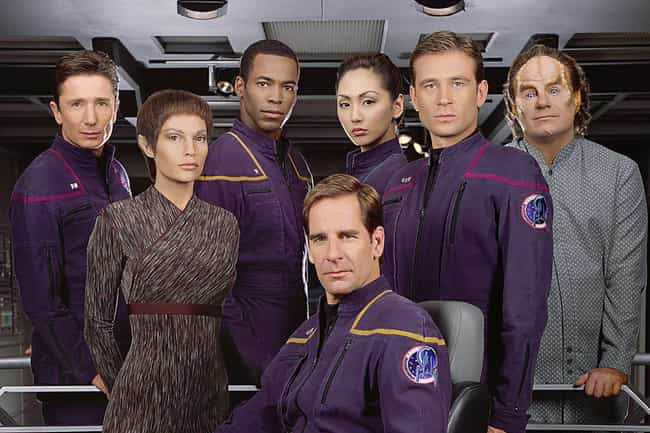 In 2005, 'Star Trek: Ent... is listed (or ranked) 1 on the list The Lost History of 'Star Trek: The Beginning,' The Gritty Prequel Film That Never Was