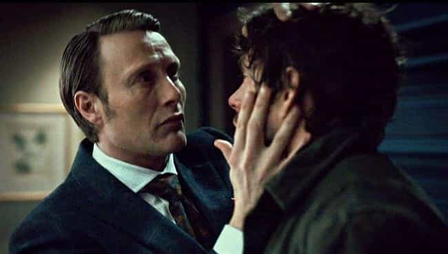Mikkelsen's Hannibal Gra... is listed (or ranked) 1 on the list 12 Reasons Why Mads Mikkelsen Is The Best Hannibal Lecter