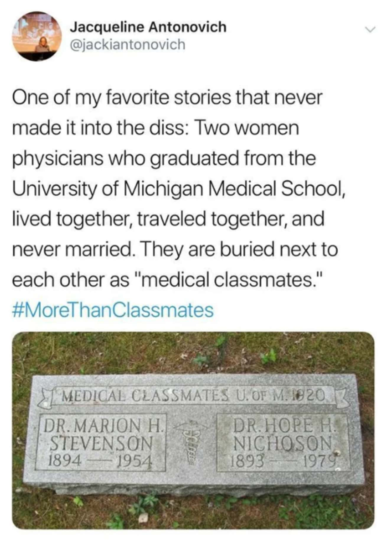 Medical Classmates is listed (or ranked) 4 on the list 27 Times Straight People Forgot Gay People Existed