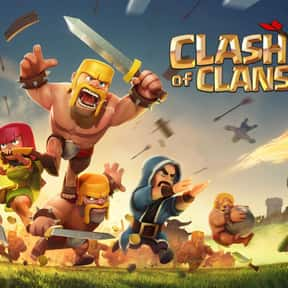 Clash Of Clans is listed (or ranked) 2 on the list The Best Free Mobile Games To Play Right Now