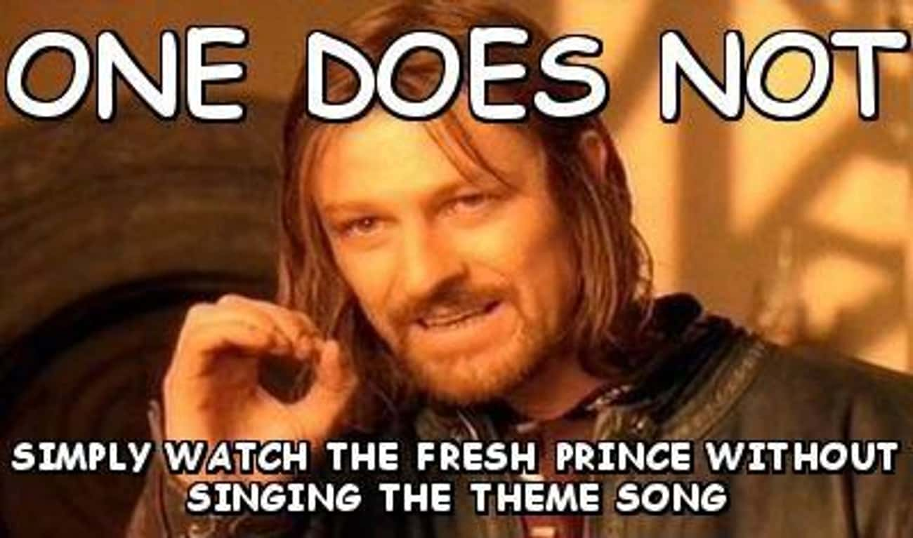 Sing Along is listed (or ranked) 3 on the list 22 Fresh Prince Memes That Are West Philadelphia, Born And Raised