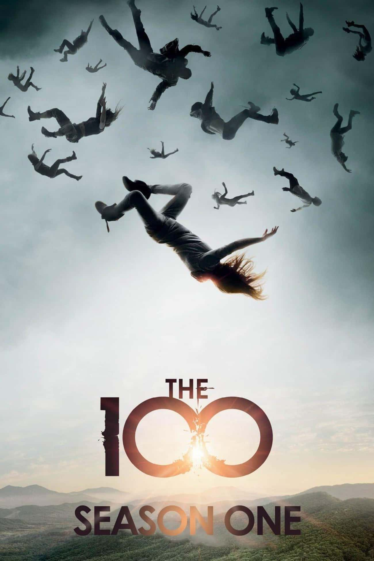 The 100 - Season 1 is listed (or ranked) 2 on the list Ranking the Best Seasons of 'The 100'