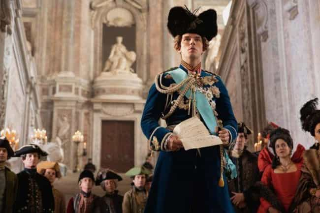 Peter III Didn't Rule Ru... is listed (or ranked) 2 on the list 11 Things Hollywood Gets Wrong About Catherine The Great's Life