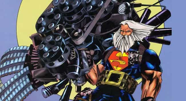 The Man Of Steel Goes Fu... is listed (or ranked) 4 on the list The Most Hated DC Comic Arcs Of All Time