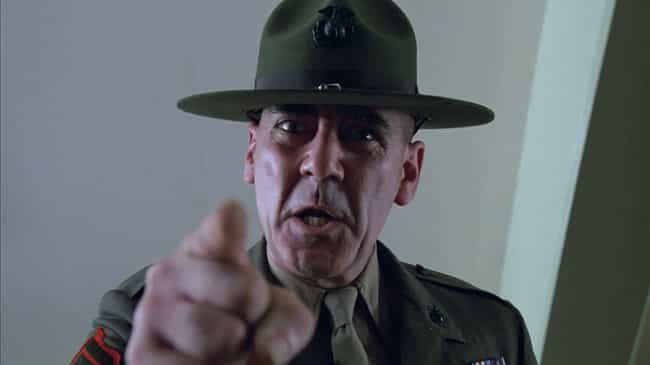 R. Lee Ermey, A Former D... is listed (or ranked) 2 on the list Behind-The-Scenes Stories From The Making Of 'Full Metal Jacket'