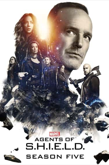 Agents of S.H.I.E.L.D. - Seaso is listed (or ranked) 2 on the list Ranking the Best Seasons of 'Agents Of S.H.I.E.L.D.'