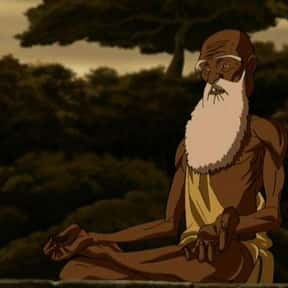 Guru Pathik is listed (or ranked) 18 on the list Who Was The MVP Of Avatar: The Last Airbender?