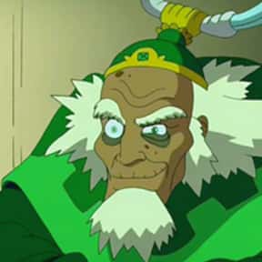 King Bumi is listed (or ranked) 11 on the list Who Was The MVP Of Avatar: The Last Airbender?