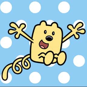 Wubbzy is listed (or ranked) 16 on the list The Best Yellow Characters