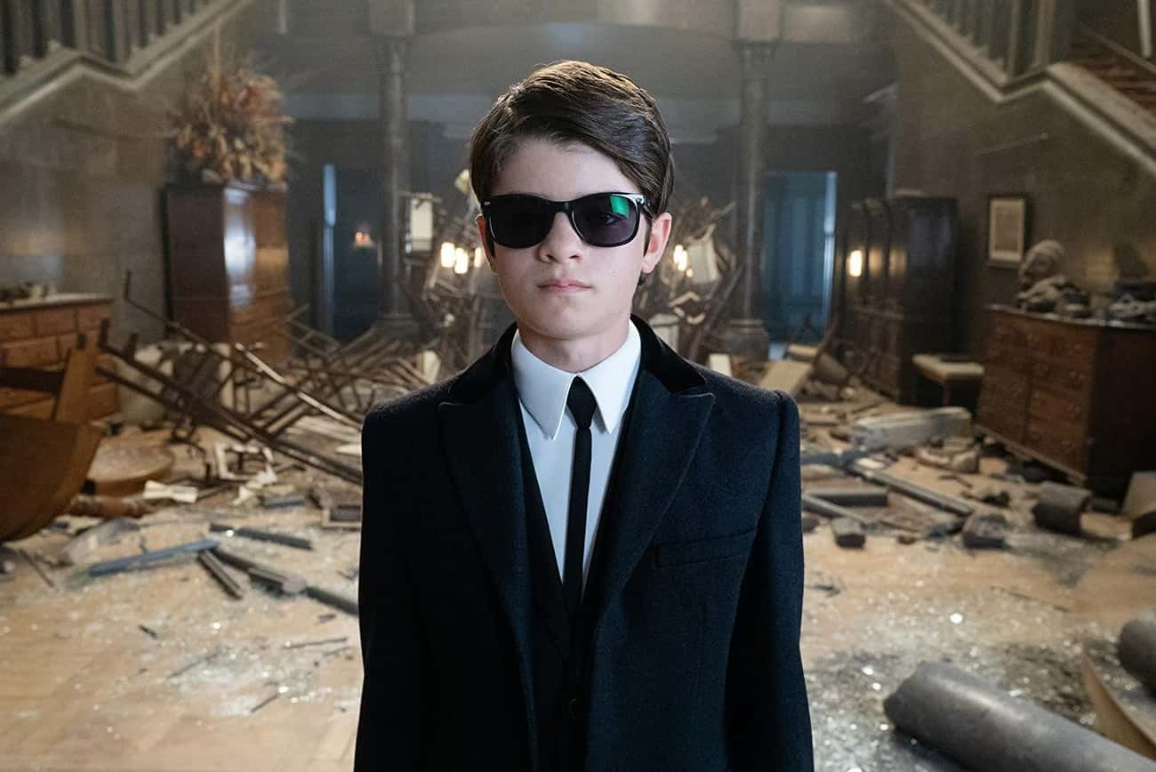Einstein is listed (or ranked) 1 on the list The Most Fantastic 'Artemis Fowl' Quotes