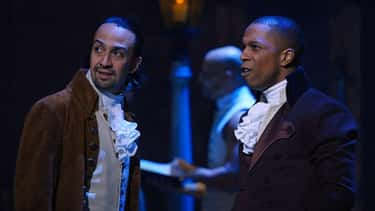 Hamilton Was With Peggy Schuyl is listed (or ranked) 1 on the list 14 Facts About Alexander Hamilton Left Out Of The Musical