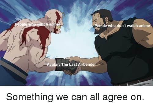 Random Hilarious Memes That Prove Avatar: Last Airbender Is An Honorary Anime