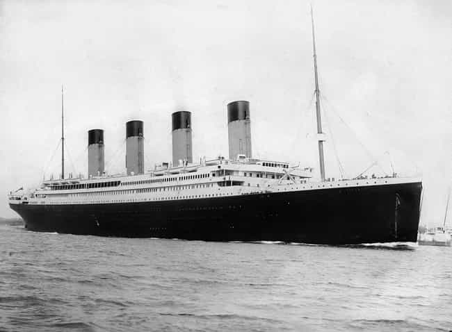 No One Knew Exactly Wher... is listed (or ranked) 4 on the list The Titanic Wreckage Was Discovered During A Secret Cold War Mission