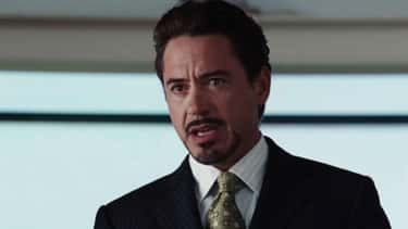 Tony Admitting He's Iron Man - is listed (or ranked) 1 on the list The Best Improvised And Unscripted Moments In The MCU
