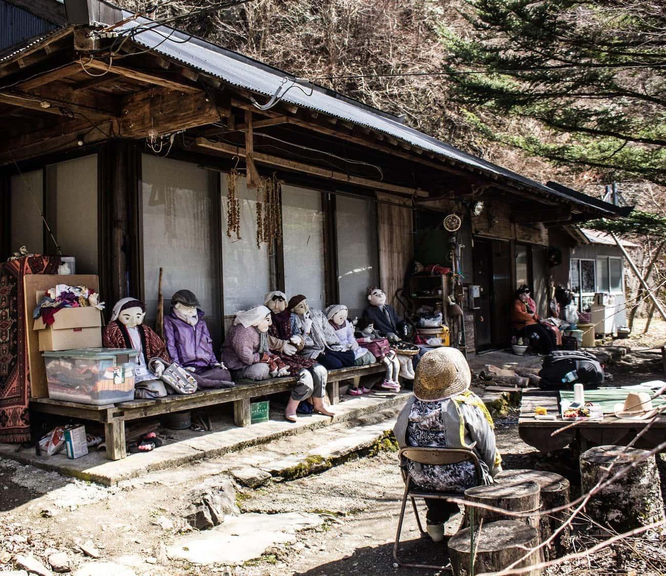 The Village Of Nagoro