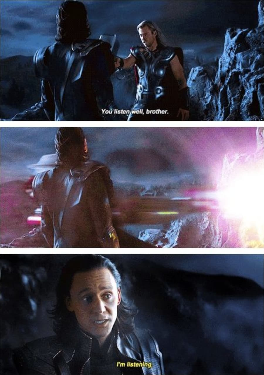 Random Hilarious Loki Comebacks That Are Definition Of Petty