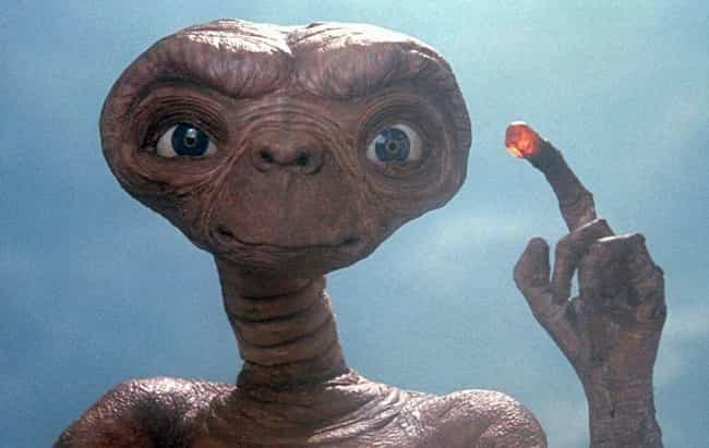 E.T.'s Real Name Is Zrek... is listed (or ranked) 3 on the list Characters Whose Real Names You Never Actually Knew
