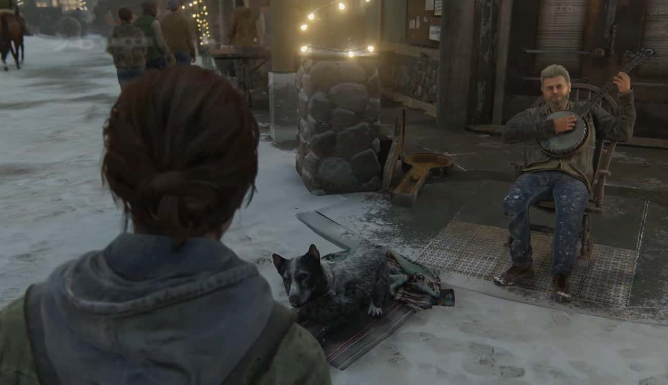 Gustavo's Cameo is listed (or ranked) 4 on the list 17 Easter Eggs You May Have Missed In 'The Last of Us Part II'