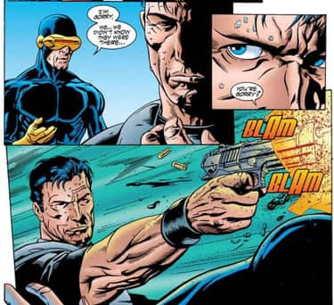 In This Reality, Frank Castle' is listed (or ranked) 1 on the list How The Punisher Killed Everyone In The Marvel Universe